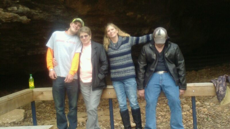 A fun family picture
