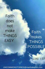 Faith pin for Pinterest